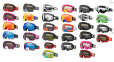 NEW Adult Oakley O Frame Tear Off Goggles All Styles 2.0 Motocross Enduro Sand
